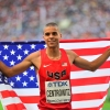 Matt Centrowitz captures Silver in Moscow with a time of 3:36.78